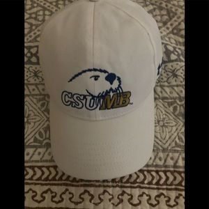 Cal State University Monterey Bay hat one size